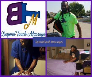Beyond Touch Massage In-Service Flyer